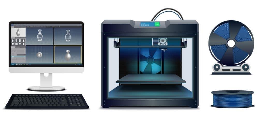 Impression-3D-procédés