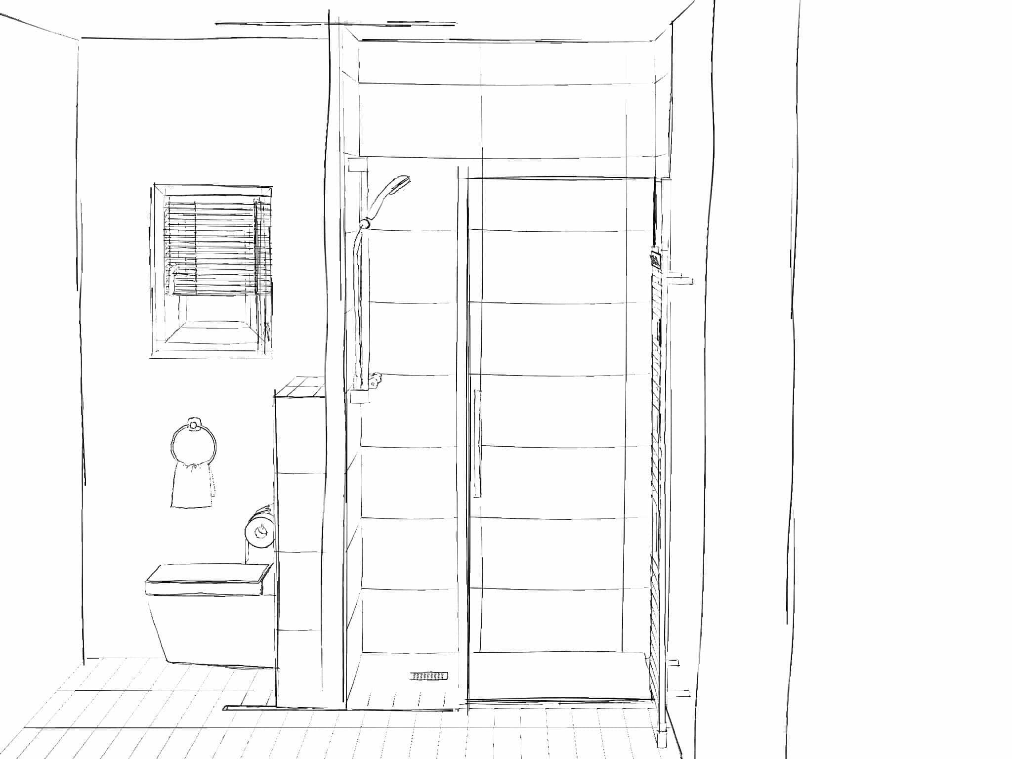 SALLE D EAU 3 - Realisations Salle de bain