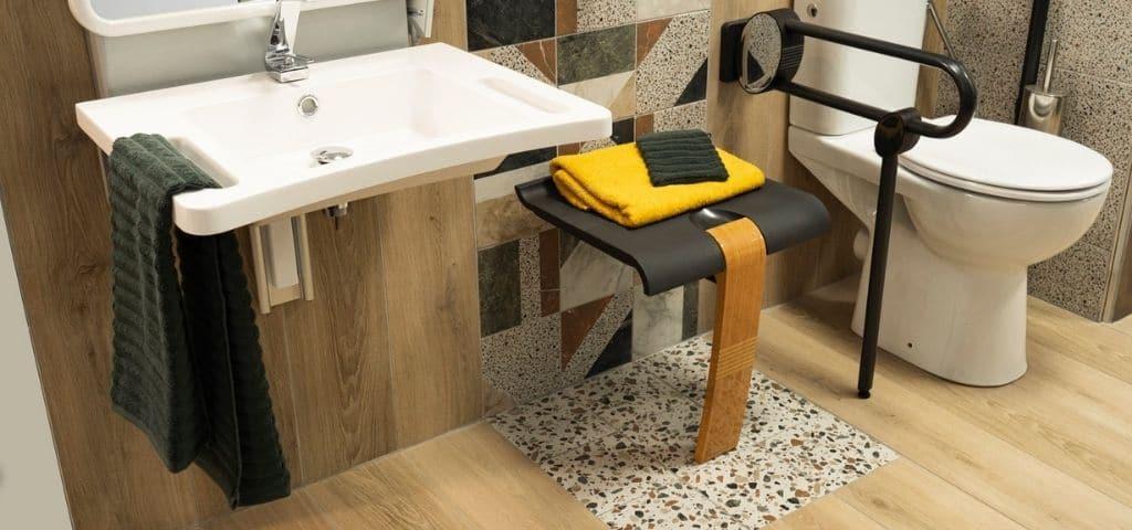 salle de bain granito