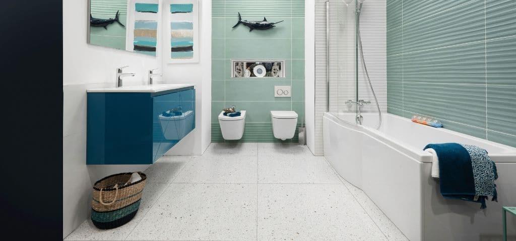 carrelage salle de bain partedis